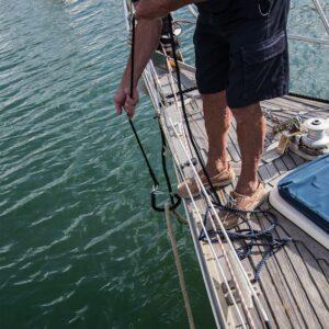 Line Hook for Lazy-lines