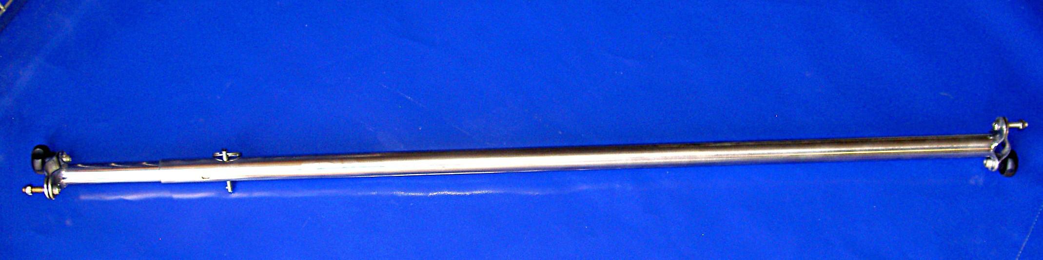 Teleskophalterung 1.30m für Möwenschutz Standard