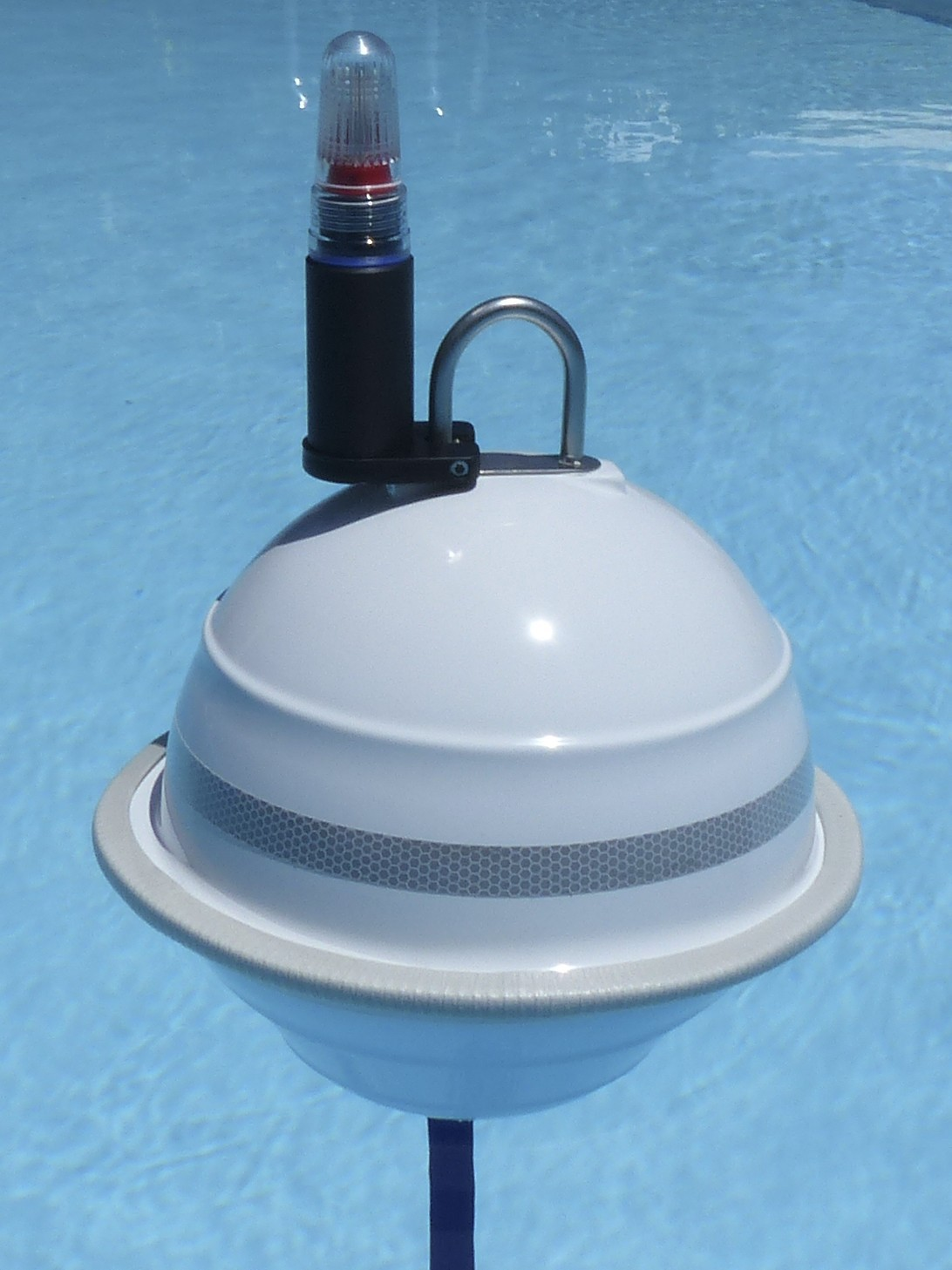 Flashing Light for your anchor buoy