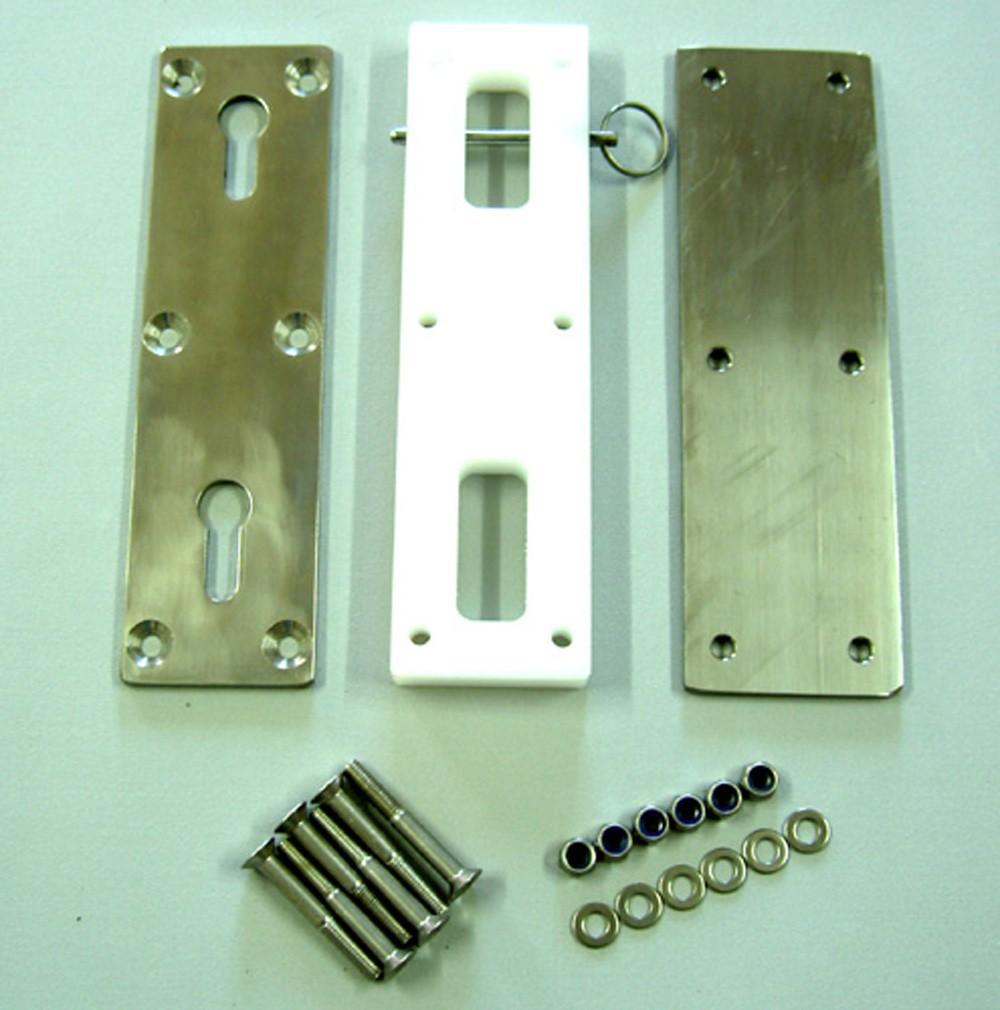 Transom mount bracket